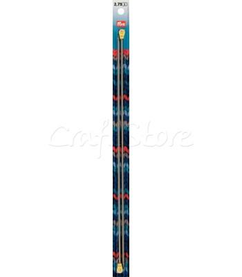 Βελόνες Πλεξίματος Αλουμίνιο 35cm Νο 2.75