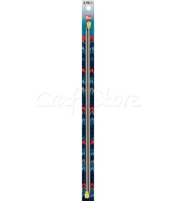 Βελόνες Πλεξίματος Αλουμίνιο 35cm No 3.75