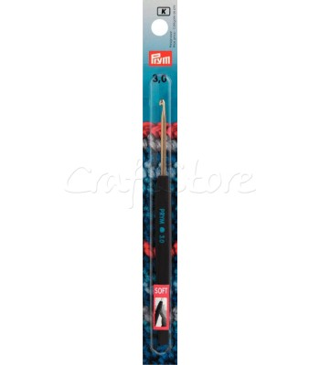 Βελονάκια Πλεξίματος 15cm Soft Νο 3