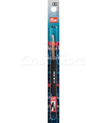 Βελονάκια Πλεξίματος 15cm Soft Νο 4