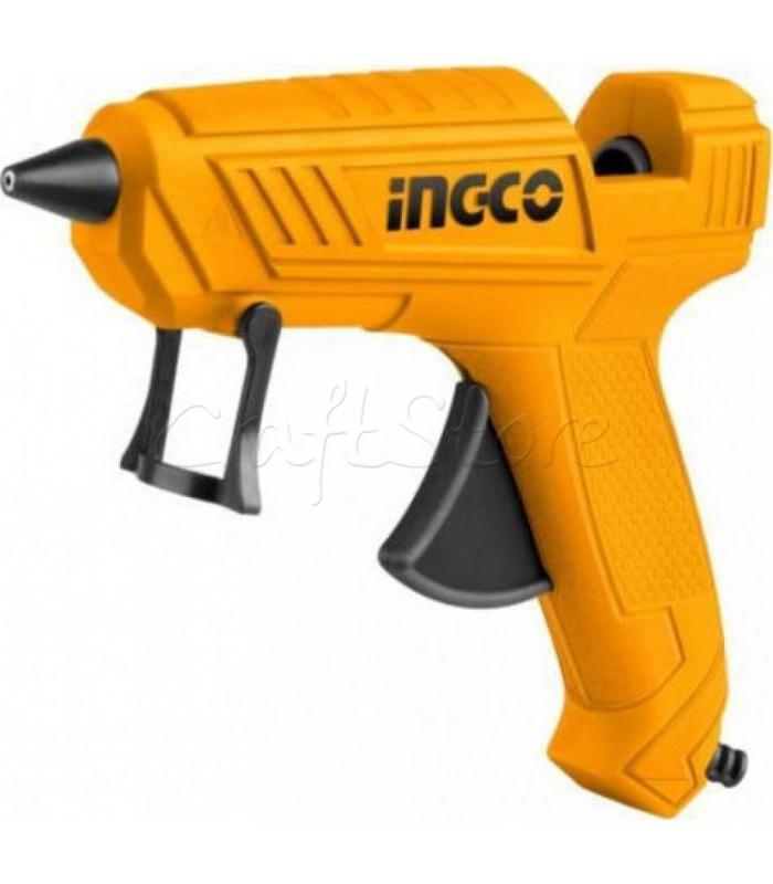 Πιστόλι Θερμικής Σιλικόνης Ingco GG148