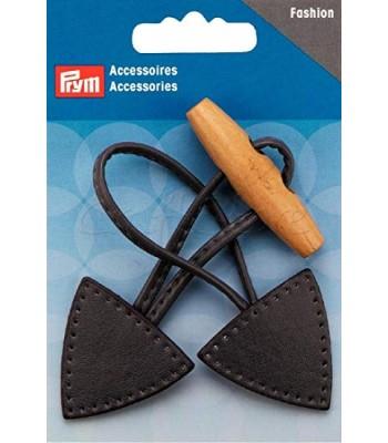 Κούμπωμα Μοντγκόμερυ 15*5cm Ανθρακί