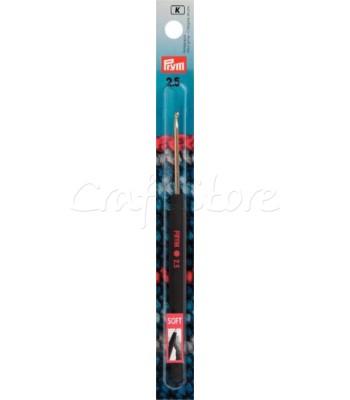 Βελονάκια Πλεξίματος 15cm Soft Νο 2.5