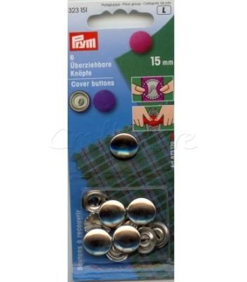 Κουμπιά Prym Για Ντύσιμο 15mm