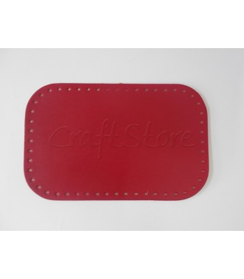 Βάση Τσάντας  Κόκκινη 18*28cm