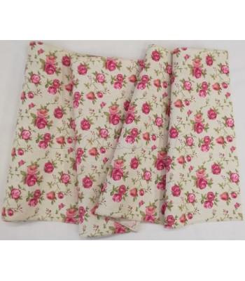 Γιούτα Ροζ Τριαντάφυλλα  40 εκ.