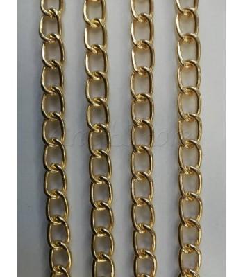 Αλυσίδα  10x20mm Χρυσό