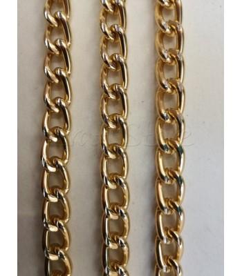 Αλυσίδα 1x0.6cm Χρυσό
