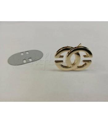 Ταμπελάκι ομορφιάς Διακοσμητικοί Κύκλοι 2.5cm Χρυσό