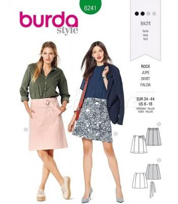 Burda Πατρόν Φούστες 6241