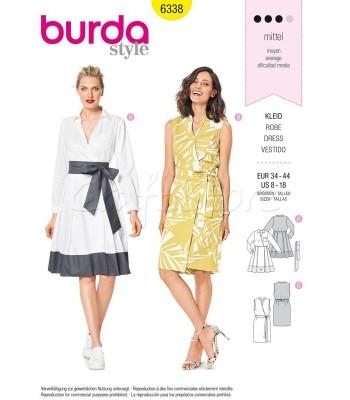 12b1ce569c6 Φορέματα   Burda Πατρον