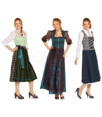 Burda Πατρόν Παραδοσιακά Φορέματα 7326