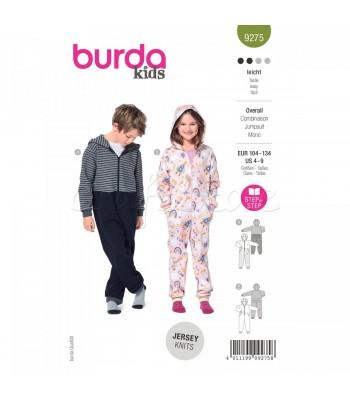 Burda Πατρόν Βρεφικά Ρούχα 9275