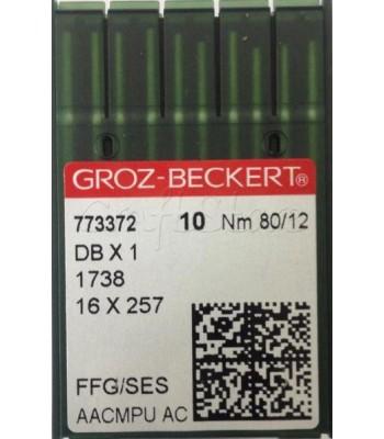 Βελόνες Επαγγελματικές για γαζωτική Groz Beckert