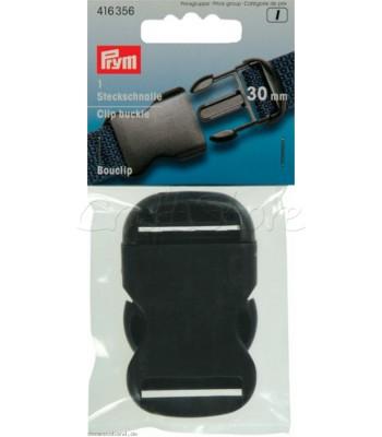 Κουμπώματα Ιμάντα 30mm Μαύρο