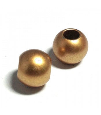 Ακρυλική Μπίλια 17x19mm Ø 8.8mm (2 Τεμάχια)