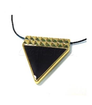 Μοτίφ Ακρυλικό Τρίγωνο UV 39 x 40 mm