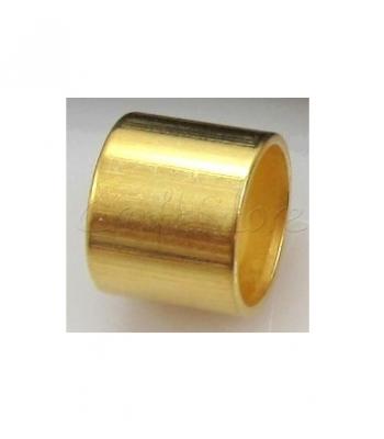 Ορειχάλκινο Σωληνάκι 12x10mm (Ø 10.2mm) (3 τεμάχια)