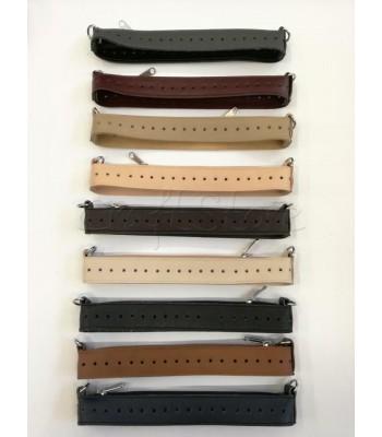 Zipper Full 25εκ Φερμουαρ με μεταλλικά στοιχεία και Oδηγό Νικελ