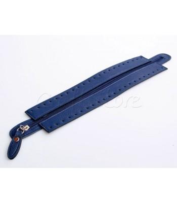 Φερμουαρ 25cm-30cm μήκος Μπλε