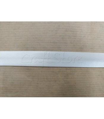 Ρέλι Σατέν Ιβουάρ 1.4cm ανά μέτρο