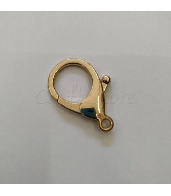 Γάτζος Μεταλλικός 25*35mm Χρυσό