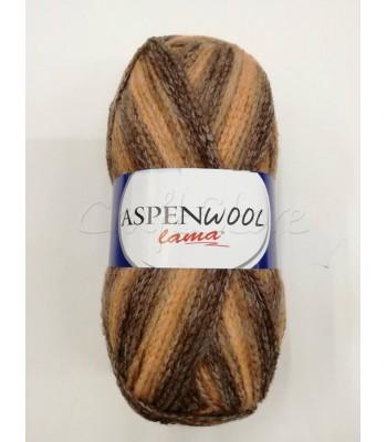 Aspen Wool 100γρ. Καφέ-Ταμπά Αποχρώσεις