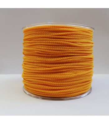 Cordone 2mm  Κίτρινο Κροκί 1τμχ  230γρ