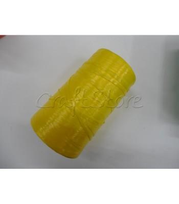 Ψάθα συνθετική 500γρ. Rafia Stafil Κίτρινο