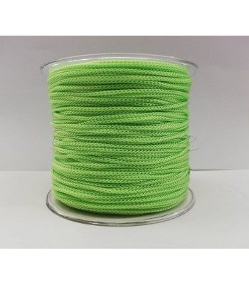 Cordone 2mm Πράσινο Φλούο 1τμχ  230γρ