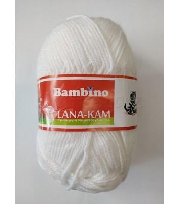 Bambino 50gr Λευκό