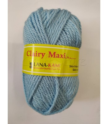 Clairy Maxi 100gr Σιέλ