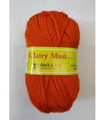 Clairy Maxi 100gr Πορτοκαλί