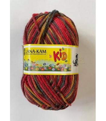 KID tricolore Κόκκινες Αποχρώσεις 50gr
