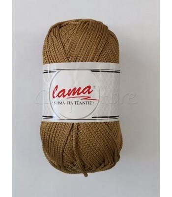 Κορδόνι για Τσάντες Lama Μπεζ Σκούρο/ 200γρ