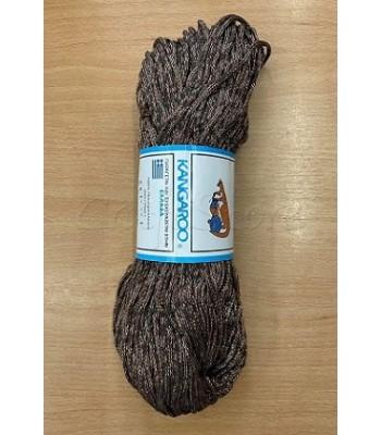 Κορδόνι Πολυπροπυλένιο Τρίχρωμο Καφέ- Ταμπά 1 τμχ 200γρ