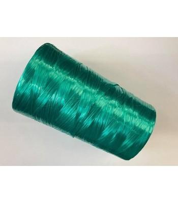 Ψάθα συνθετική 500γρ. Rafia Stafil Πράσινο Σμαραγδί