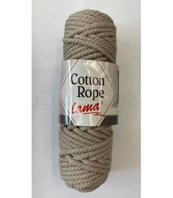 Βαμβακερό Νήμα Cotton Rope Μπεζ 250gr