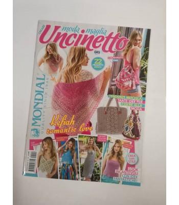 Uncinetto Mondial Ιταλικό Περιοδικό