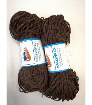 Κορδόνι Πολυπροπυλένιο Καφέ Σκούρο