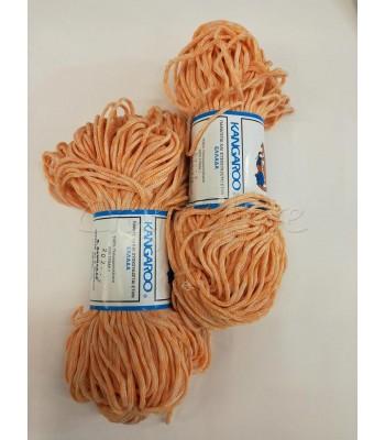 Κορδόνι Πολυπροπυλένιο Πορτοκαλί Παστέλ- Ιβουάρ