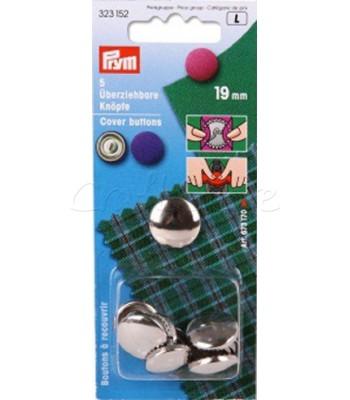 Κουμπιά Prym Για Ντύσιμο 19mm