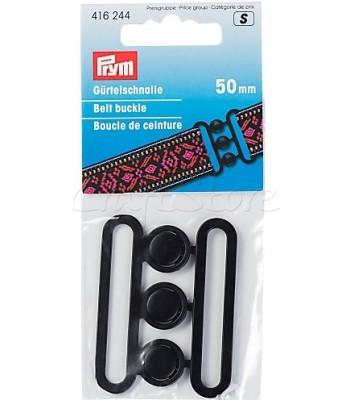 Αγκράφα Μεταλλική Μαύρη 50mm