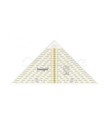 Χάρακας Τρίγωνο 20cm