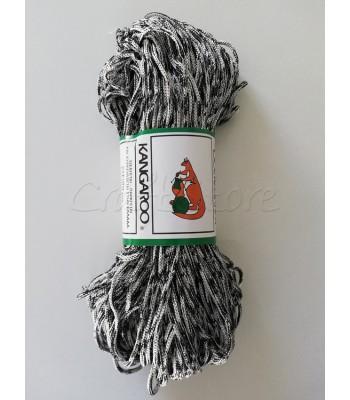 Κορδόνι Ρεγιόν Δίχρωμο Ζέβρα 200γρ