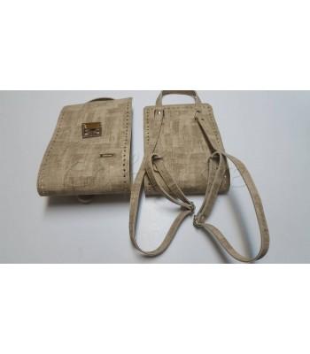 Κορμός Τσάντας 20x60cm/ Μπεζ Λινό