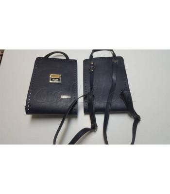 Κορμός Τσάντας 20x60cm/ Σκούρο Μπλε