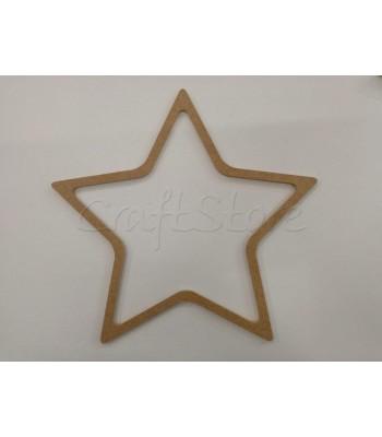 Διακοσμητικό Τελάρο Αστέρι Large
