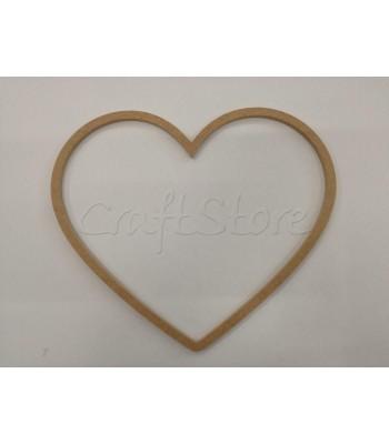 Διακοσμητικό Τελάρο Καρδιά Large