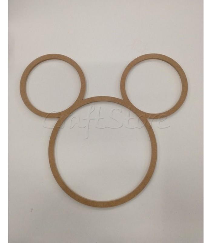 Διακοσμητικό Τελάρο Mickey Large